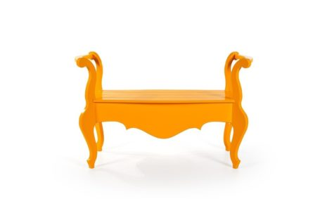 Banco Provence Amarelo