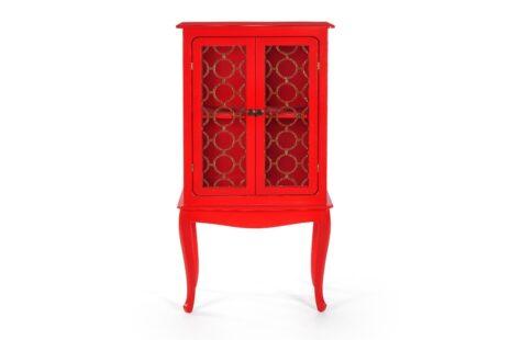 Armário Fiorence 2 Portas Vermelho