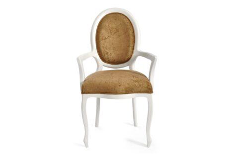 Cadeira Medalhão c/ Braço