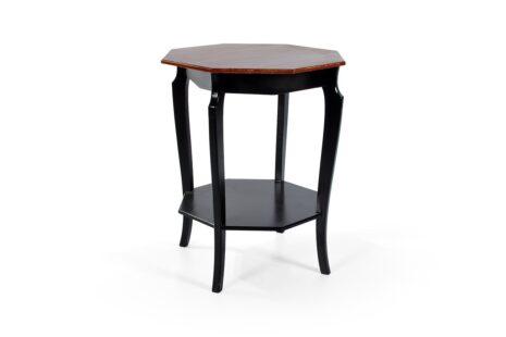 Mesa-lateral-auxiliar-para-sala-telefone-vaso-decoração-mesa-redonda