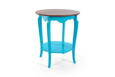 Mesa-lateral-auxiliar-para-sala-redonda-mdf-decoração-para-vaso-telefone