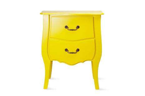 Criado-Mudo London Amarelo