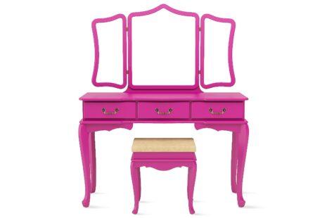 Penteadeira Aprimore Pink