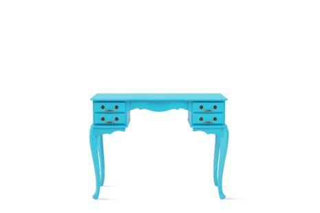 Escrivaninha Vintage Azul