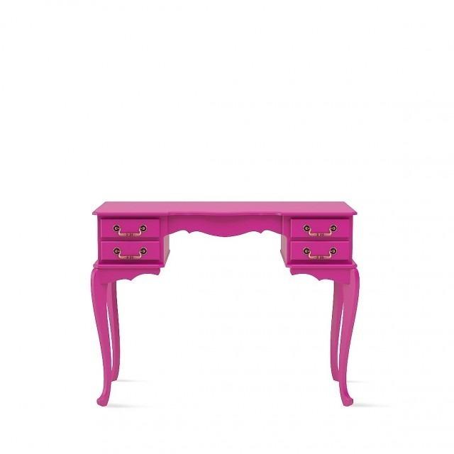 Escrivaninha-pink