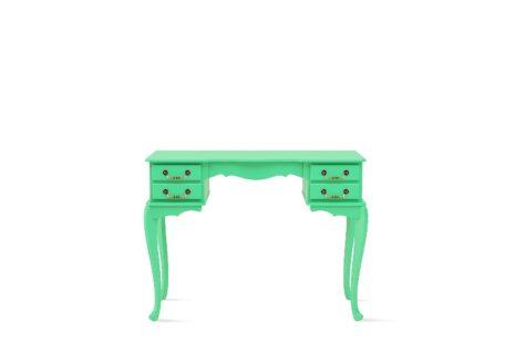 Escrivaninha Vintage Verde