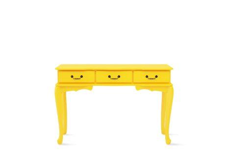Escrivaninha Aprimore Amarela