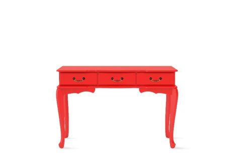Escrivaninha Aprimore Vermelha