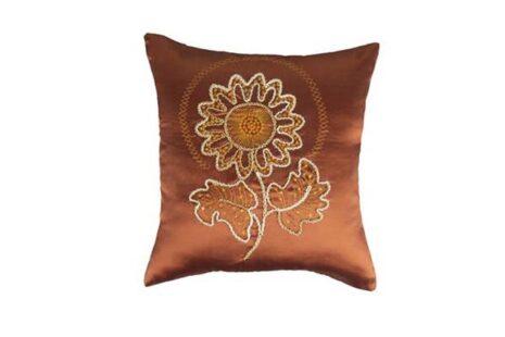 almofada-marrom-indiana-flor