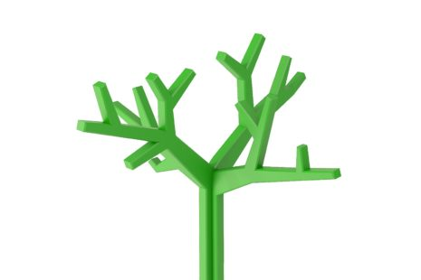 Mancebo Árvore Verde