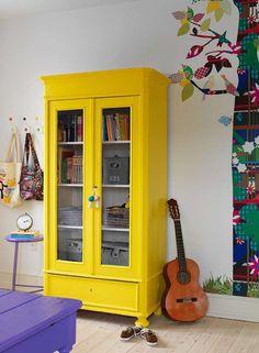 pintrest-armario-amarelo