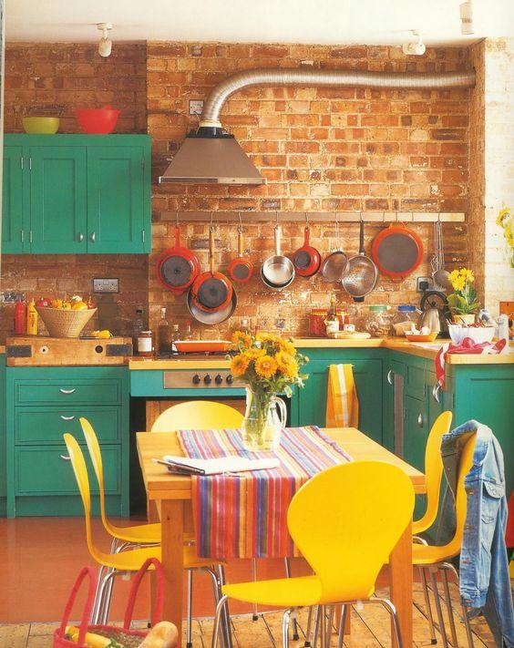 Ambientes Coloridos: Mais Vida Para a Sua Casa!