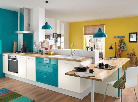 Cozinhas decoradas modernas – Ambientes para você enlouquecer!