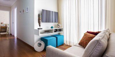 """Guest Post: """"4 truques para decoração de salas pequenas!"""""""