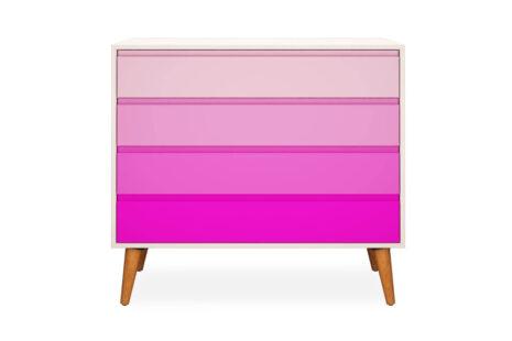 comoda-quarto-bebe-rosa
