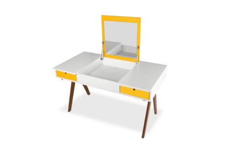 Escrivaninha Base Amarela