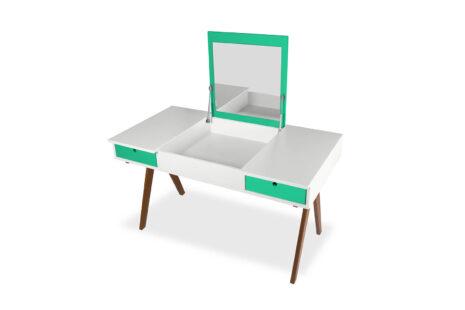 Escrivaninha Base Verde