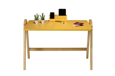 Escrivaninha Luna Amarela