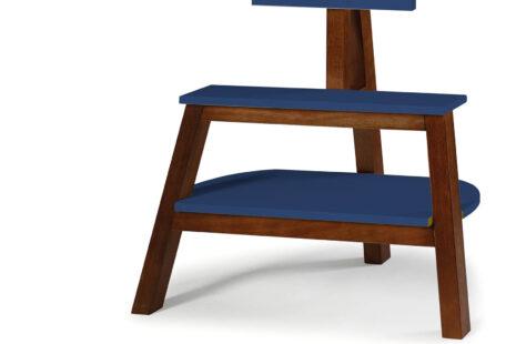 Rack Cavalete Azul