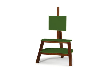 Rack Cavalete Verde