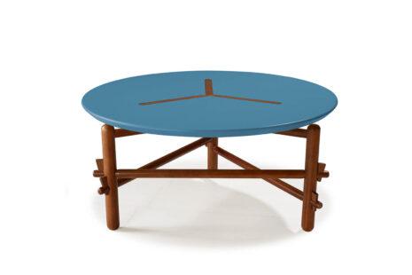 Mesa de Centro Freijó Azul