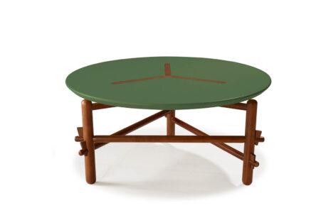Mesa de Centro Freijó Verde