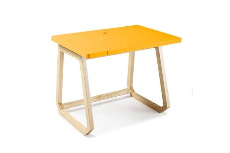 Escrivaninha Duda Amarela