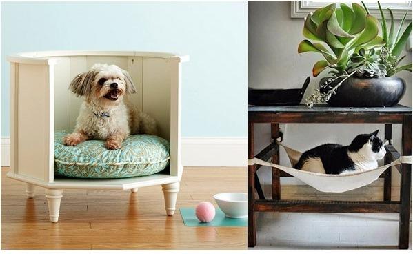 GUEST POST: 5 dicas para decorar uma casa que tenha cachorro ou gato
