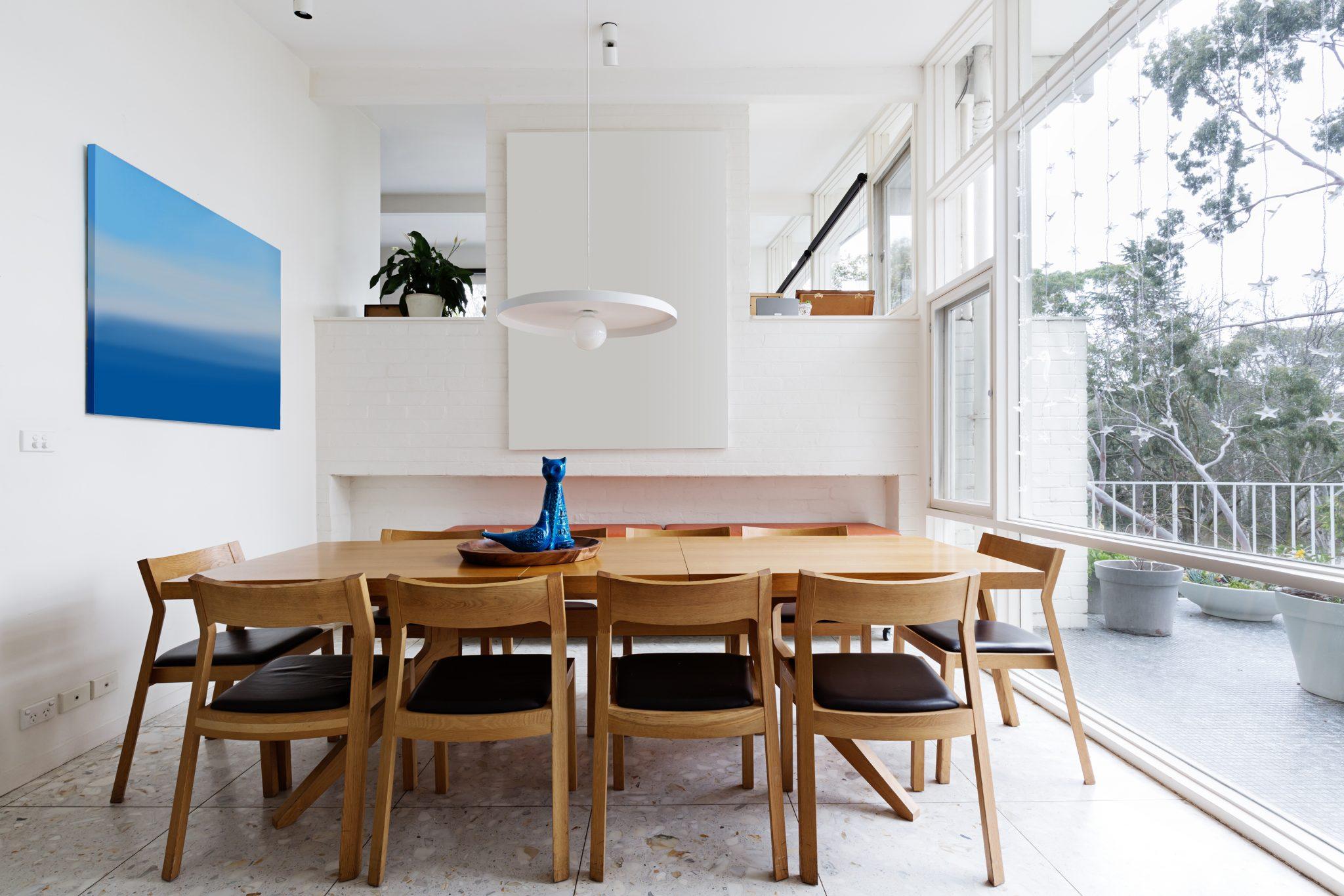 3 estilos modernos de sala de jantar