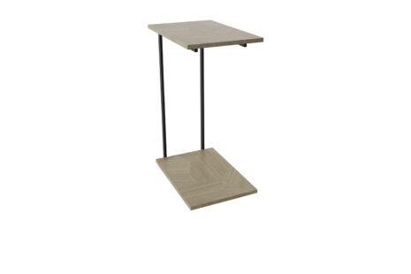 Mesa de Apoio Iron 44 cm – Artesanal