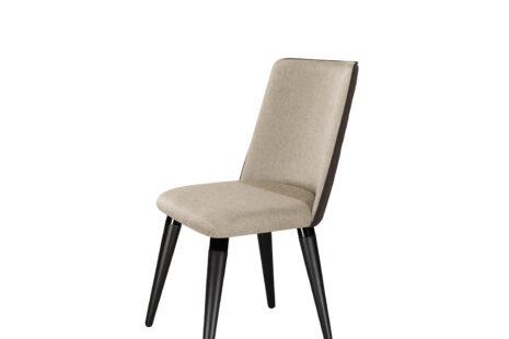 Cadeira Dakota Linho – Preto