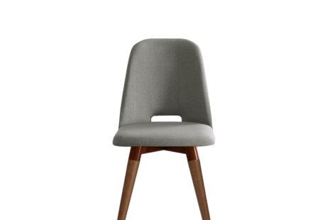 Cadeira Selina Giratória Linho