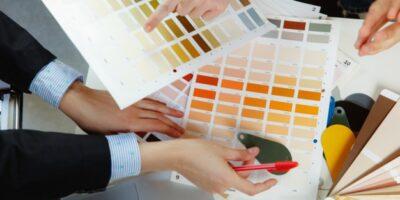 Paleta monocromática: O que é e como usar na sua decoração.